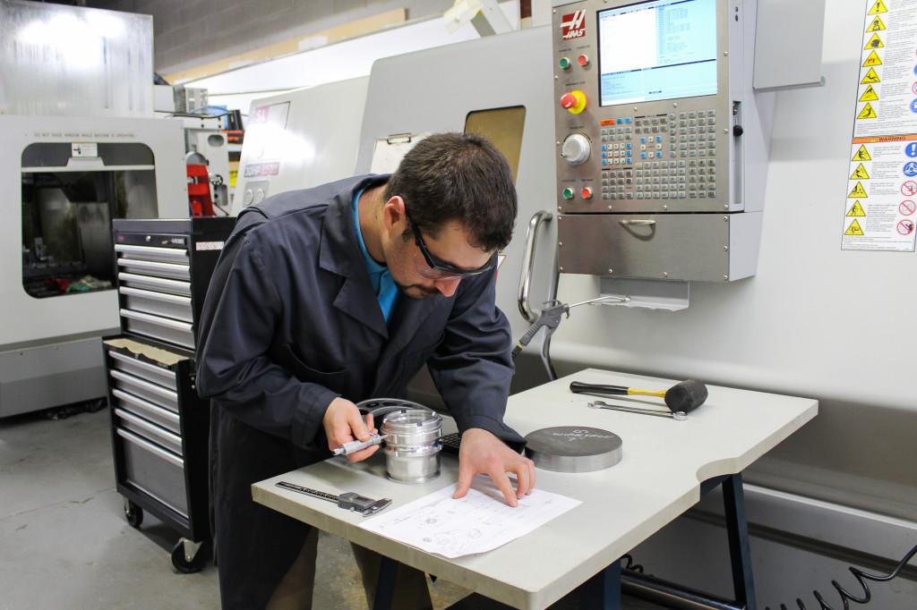 S H Precision Inc CNC Machining Shop-3