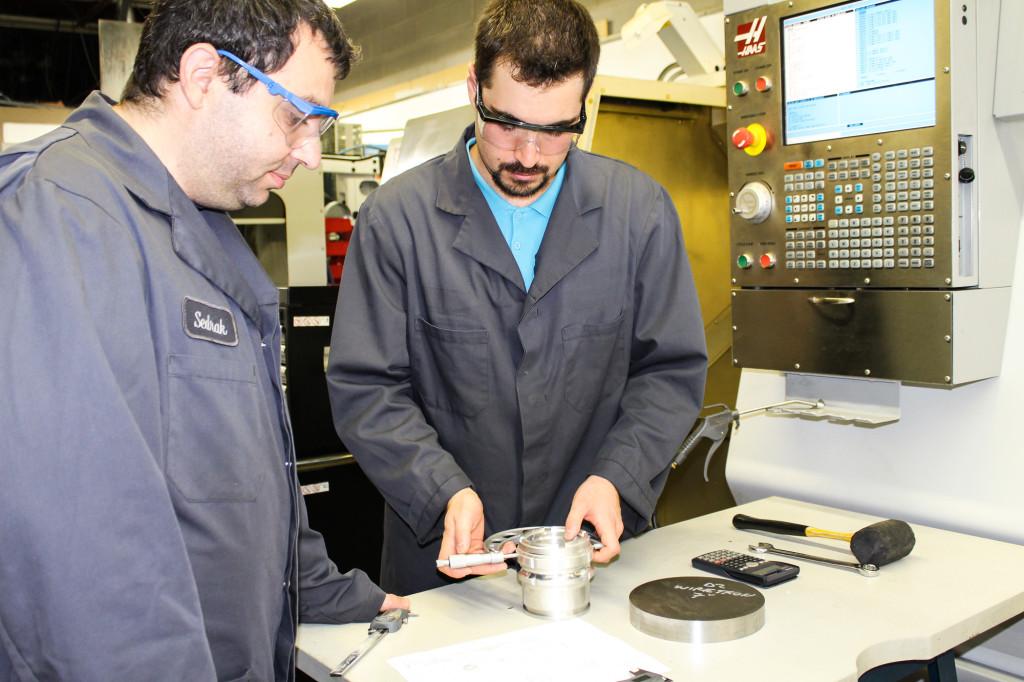 S H Precision Inc CNC Machining Shop-6
